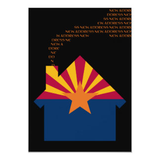 new arizona address card