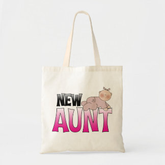 New Aunt Gift Tote Bag