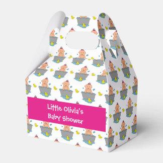 New Baby Girl Favor Box