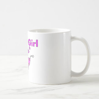 "New Baby ""It's a Girl"" Gifts Mugs"