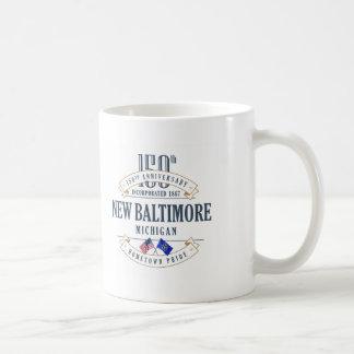 New Baltimore, Michigan 150th Anniversary Mug