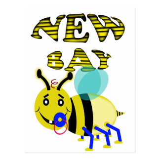 new bay bee postcard