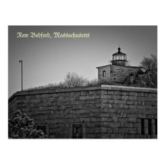 New Bedford Fort Taber Postcard