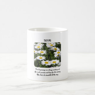 new-beginnings-are-always-exciting-and-offer-much classic white coffee mug