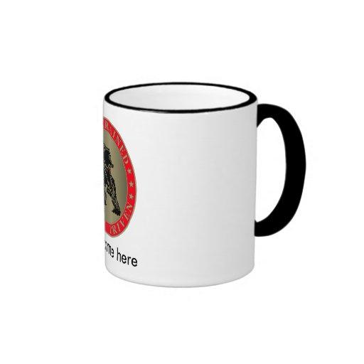 New Bern NJROTC Coffee Mug with your name