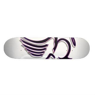 New Bi-Polar Angel Skateboard