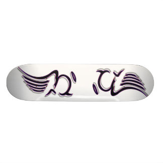 New Bi-Polar Angel x 2 Skateboard