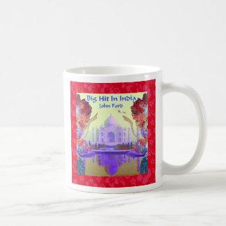 NEW! Big Hit In India 11 oz ceramic Mug