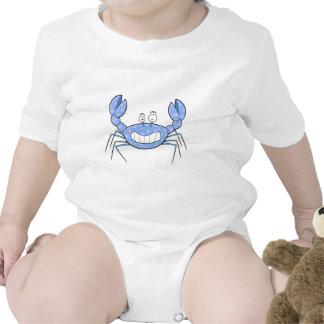 New Blue Crab Baby Boy Shower Shirt Gift Crabby