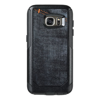 New Blue Jeans With Stitching OtterBox Samsung Galaxy S7 Case
