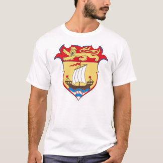 New Brunswick Coat of Arms T-shirt
