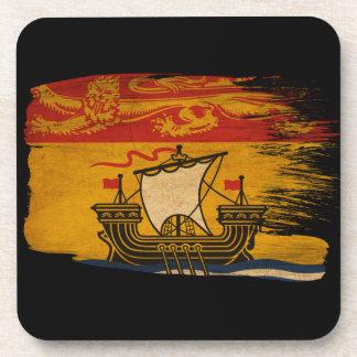 New Brunswick Flag Coasters