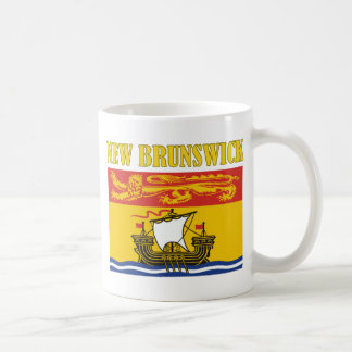 New Brunswick-Flag Coffee Mug