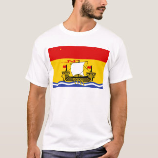 new-Brunswick Flag T-Shirt