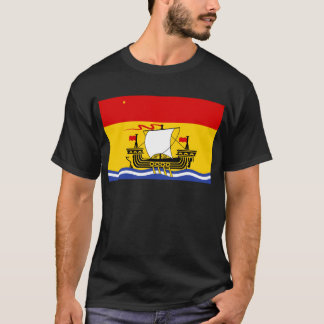 new-Brunswick Flag T-Shirt