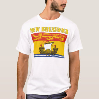 New Brunswick-Flag T-Shirt
