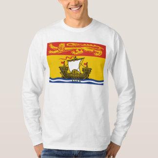 New Brunswick Flag T-shirts