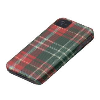 New Brunswick Nouveau-Brunswick Tartan iPhone 4/4S Case-Mate iPhone 4 Case