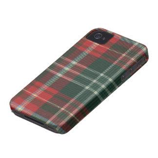 New Brunswick Tartan iPhone 4/4S ID Case