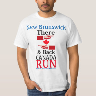 New Brunswick There & Back Canada Tank