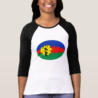New Caledonia Gnarly Flag T-Shirt