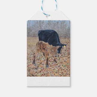 New Calf Pack Of Gift Tags