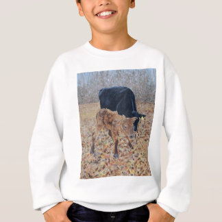 New Calf Sweatshirt