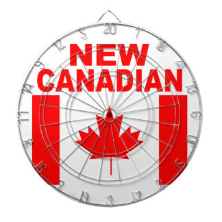 NEW CANADIAN DARTBOARD