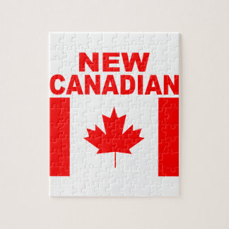 NEW CANADIAN JIGSAW PUZZLE