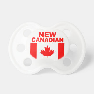 NEW CANADIAN PACIFIER