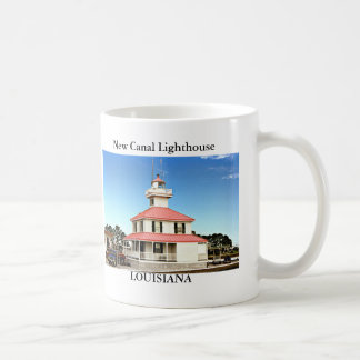 New Canal Lighthouse, Louisiana Mug