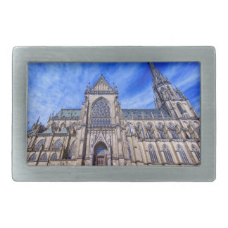 New Cathedral, Linz, Austria Belt Buckle