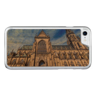 New Cathedral, Linz, Austria Carved iPhone 7 Case