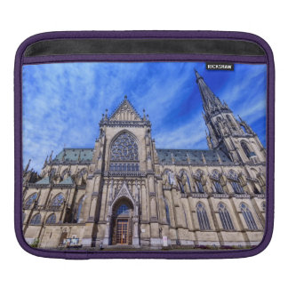 New Cathedral, Linz, Austria iPad Sleeve