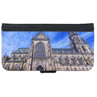 New Cathedral, Linz, Austria iPhone 6 Wallet Case