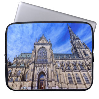 New Cathedral, Linz, Austria Laptop Sleeve