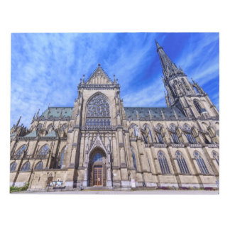 New Cathedral, Linz, Austria Notepad