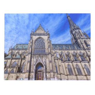 New Cathedral, Linz, Austria Notepads