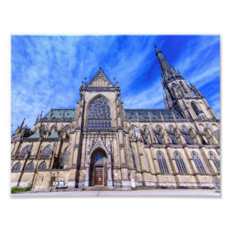 New Cathedral, Linz, Austria Photo Print
