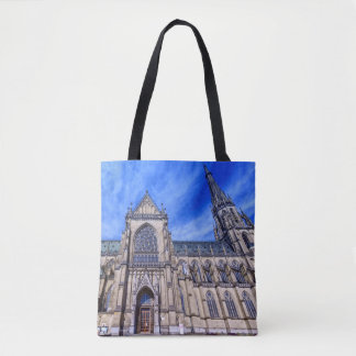 New Cathedral, Linz, Austria Tote Bag