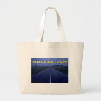 New Changing Lanes Logo Large Tote Bag