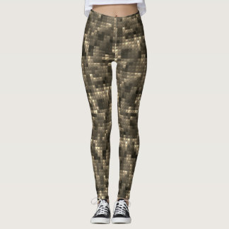 New Chick on the Grid Block 2 Leggings