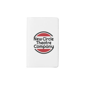 New Circle Theatre Company pocket notebook