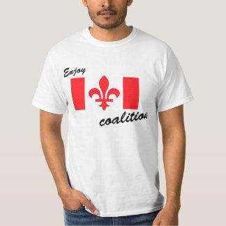 New Coalition Canadian Flag T-Shirt