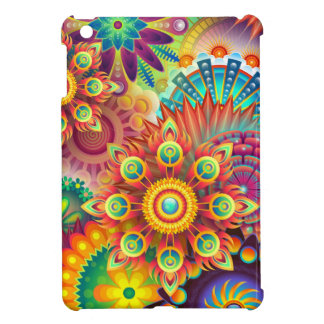 New Colorful Abstract BackGround iPad Mini Cover