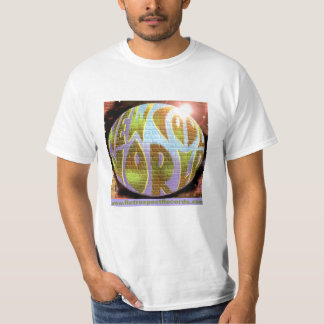 """New Cool World"" T shirt w RRs Tag"