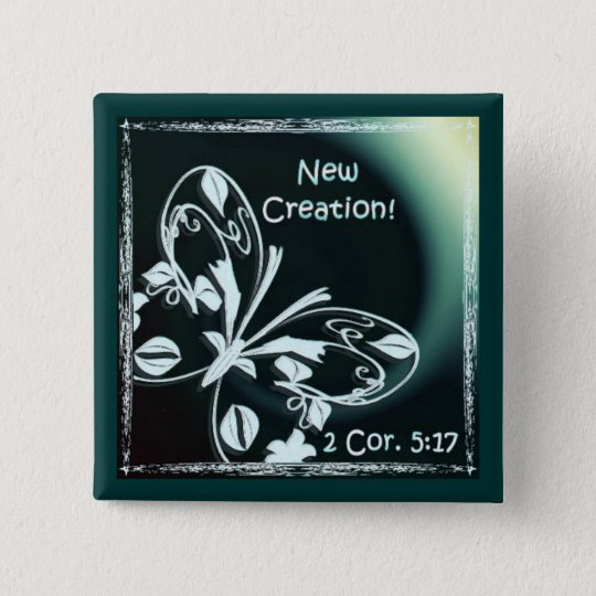 New creation 2 inch square button