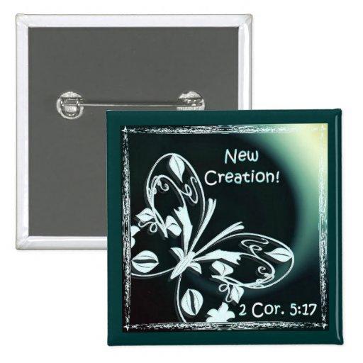 New creation pin