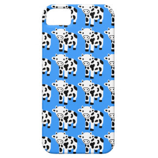 New Cute Blue Cow iPhone 5 Case Gift