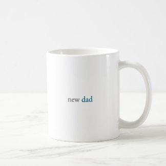 new dad coffee mug